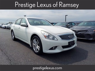 Used Infiniti G37 Sedan Ramsey Nj